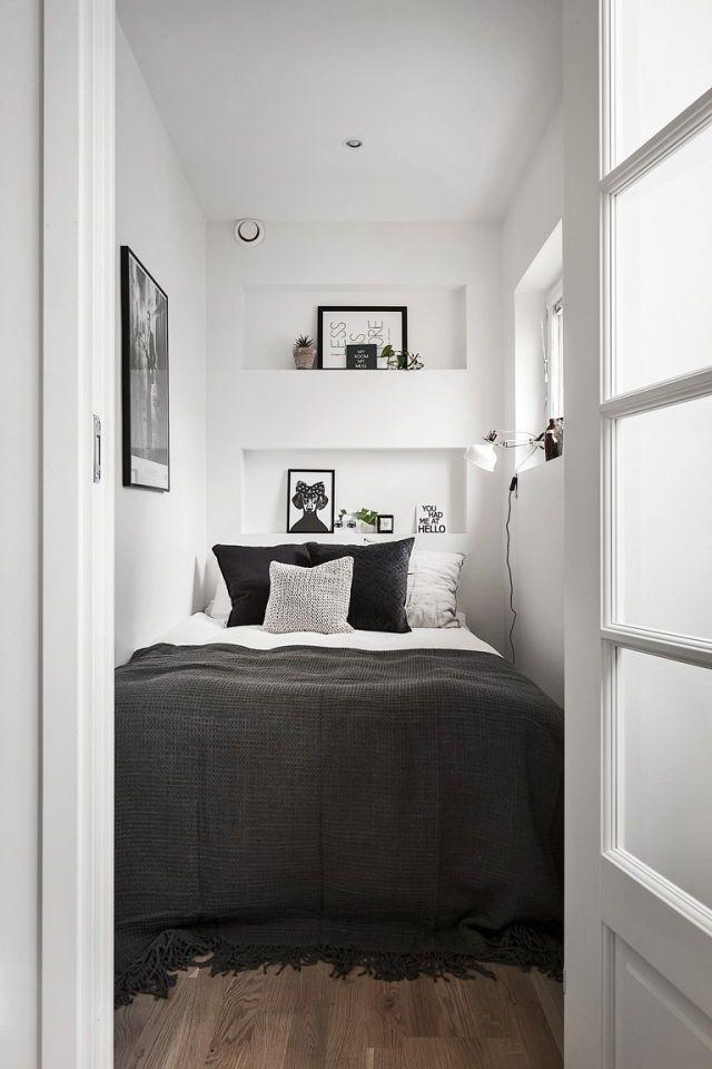 Kamar tidur minimalis Putih_1