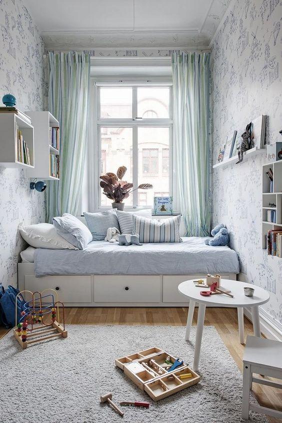 Kamar tidur minimalis Putih_3