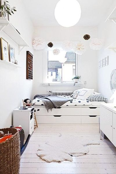 Kamar tidur minimalis Putih_5