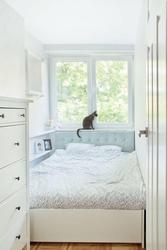 Kamar tidur minimalis Putih_6