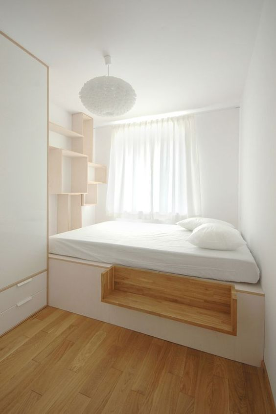 Kamar Tidur Minimalis Putih_8