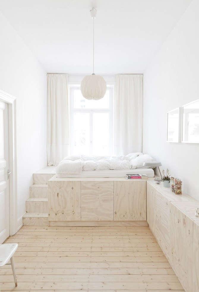 Kamar Tidur Minimalis Putih_9