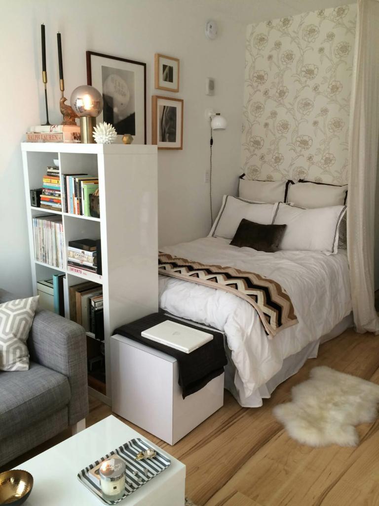 Kamar Tidur Minimalis Putih_10