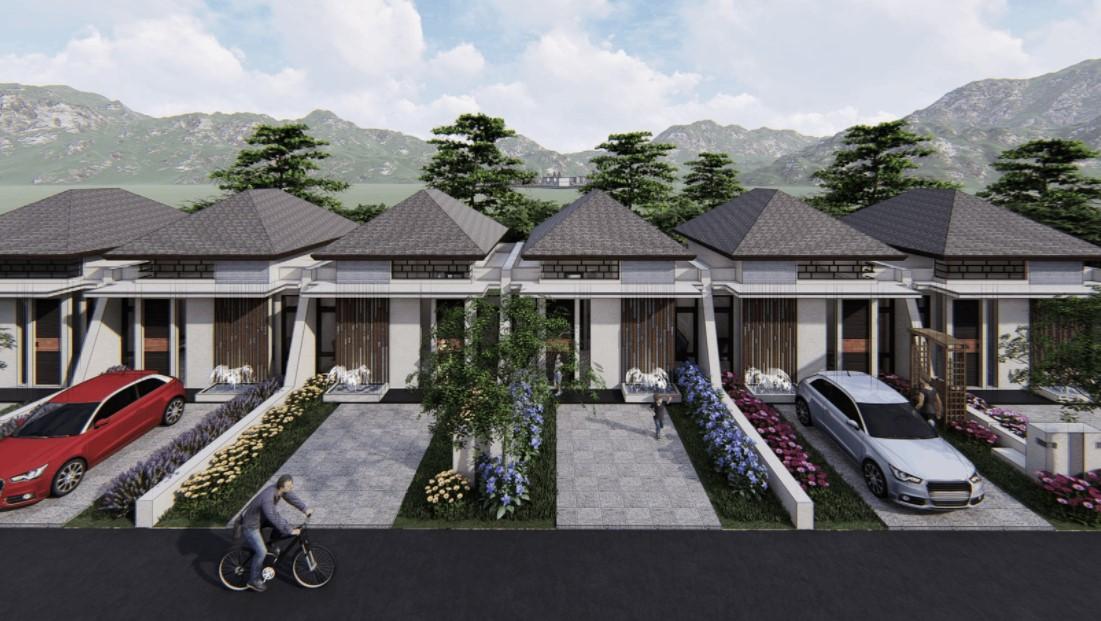 Rekomendasi Rumah di Semarang Newton Cosmo Residence