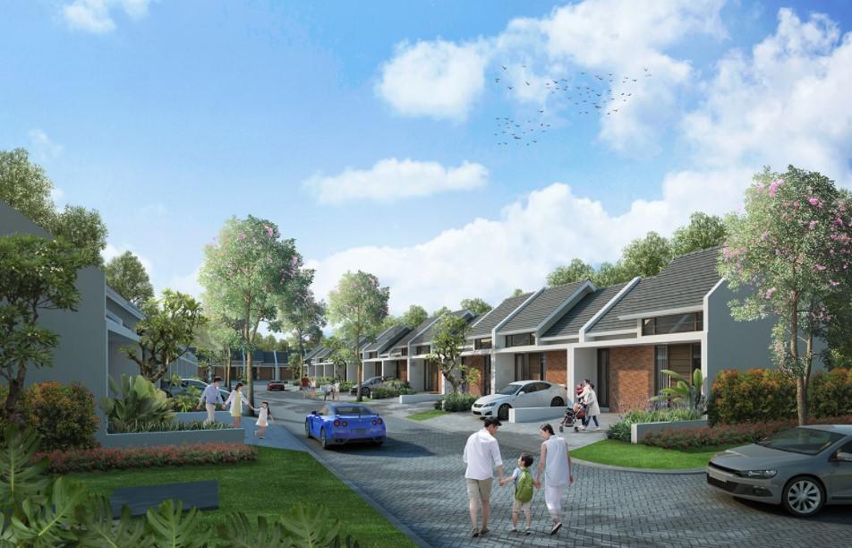 Rumah Dijual CitraGrand Semarang
