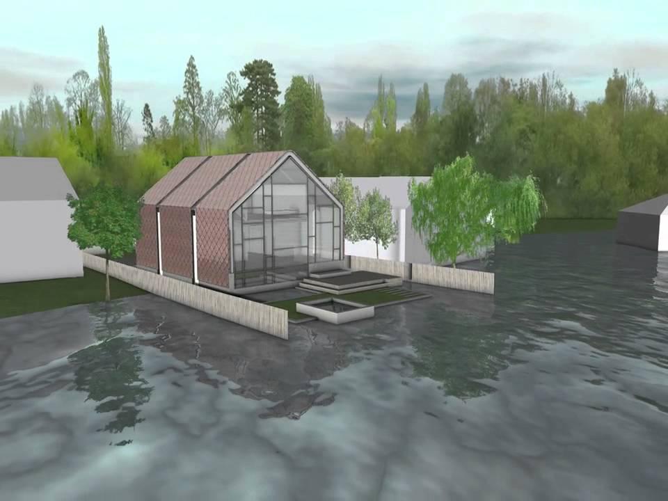rumah amfibi