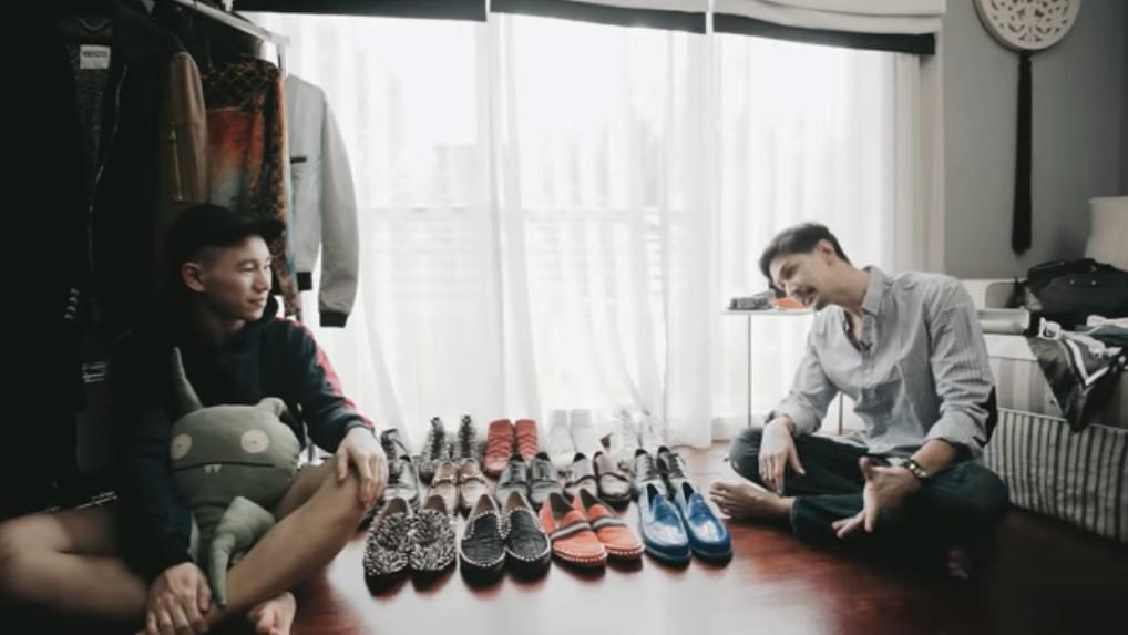 koleksi sepatu dimas beck