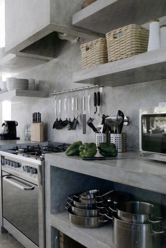Desain Dapur Minimalis Industrial_8