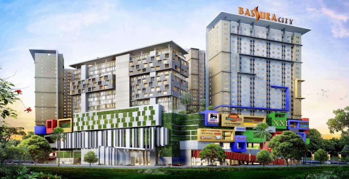 Apartemen diatas Mall Bassura City