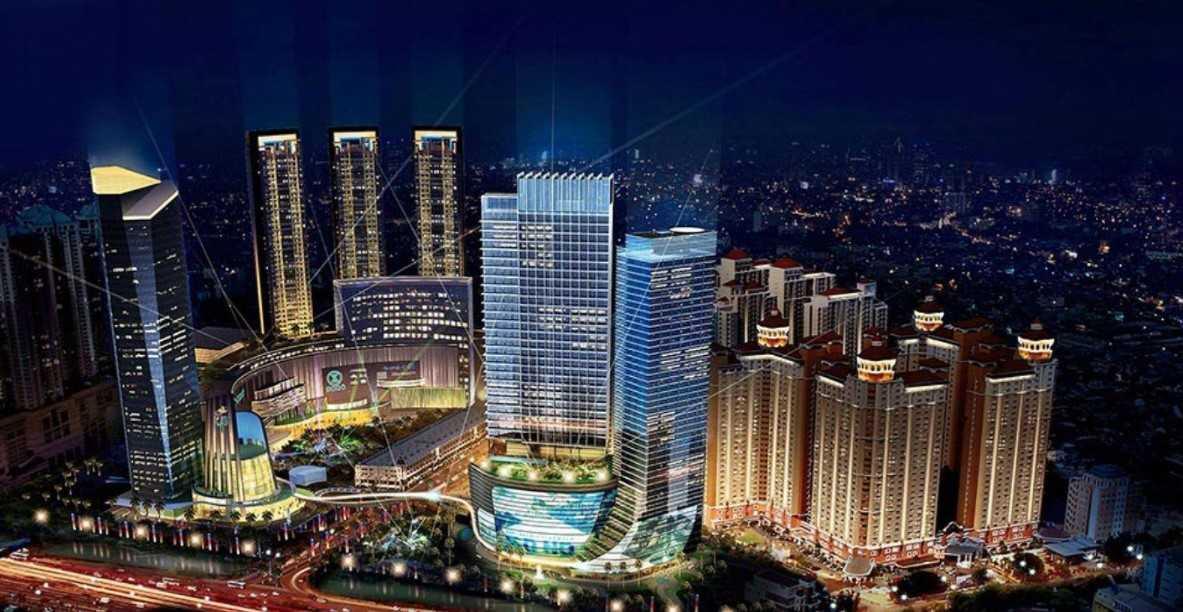 Apartemen diatas mall Soho at Podomoro City Apartement