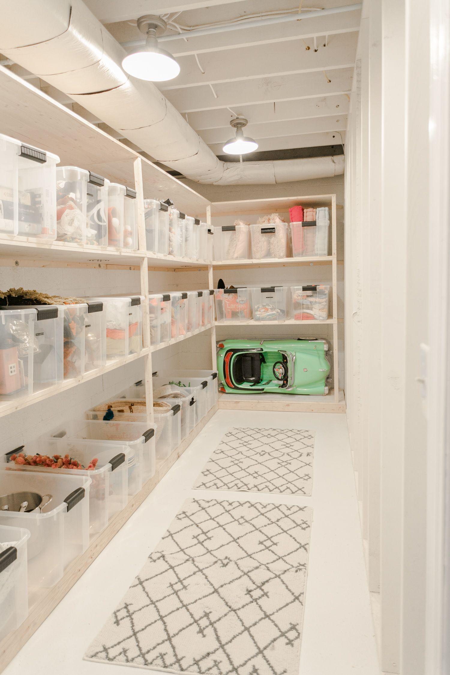 Gudang Rumah Minimalis di Ruangan Kecil
