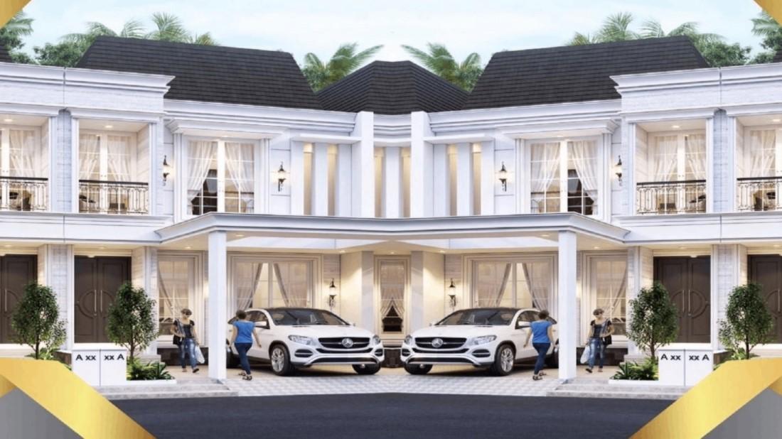 Perumahan Syariah Adhigriya Classy Townhouse