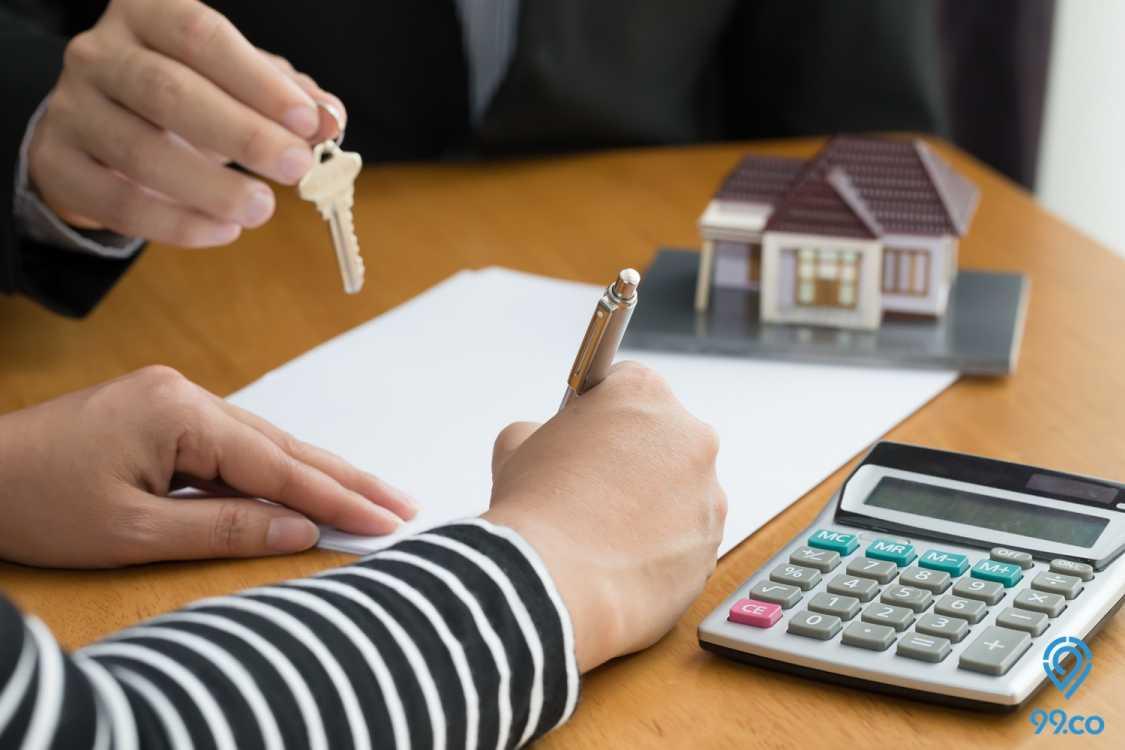 Hal Penting di Dalam Surat Perjanjian Jual Beli Rumah Tunai