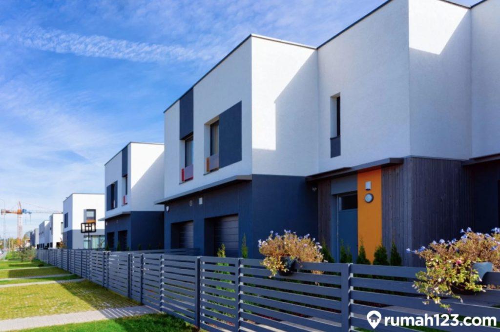 rumah urban kontemporer