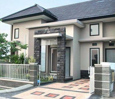 rumah desa batu alam
