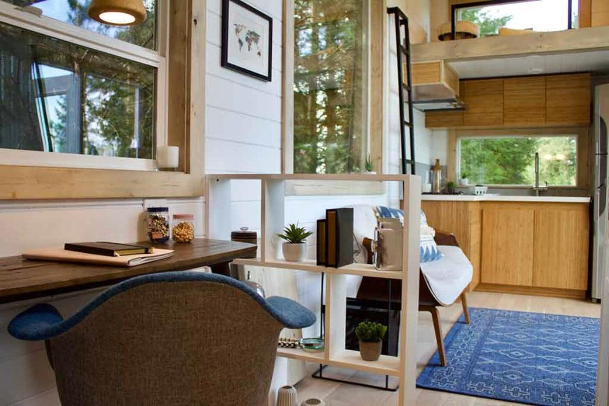 Interior Rumah Mungil untuk Work From Home