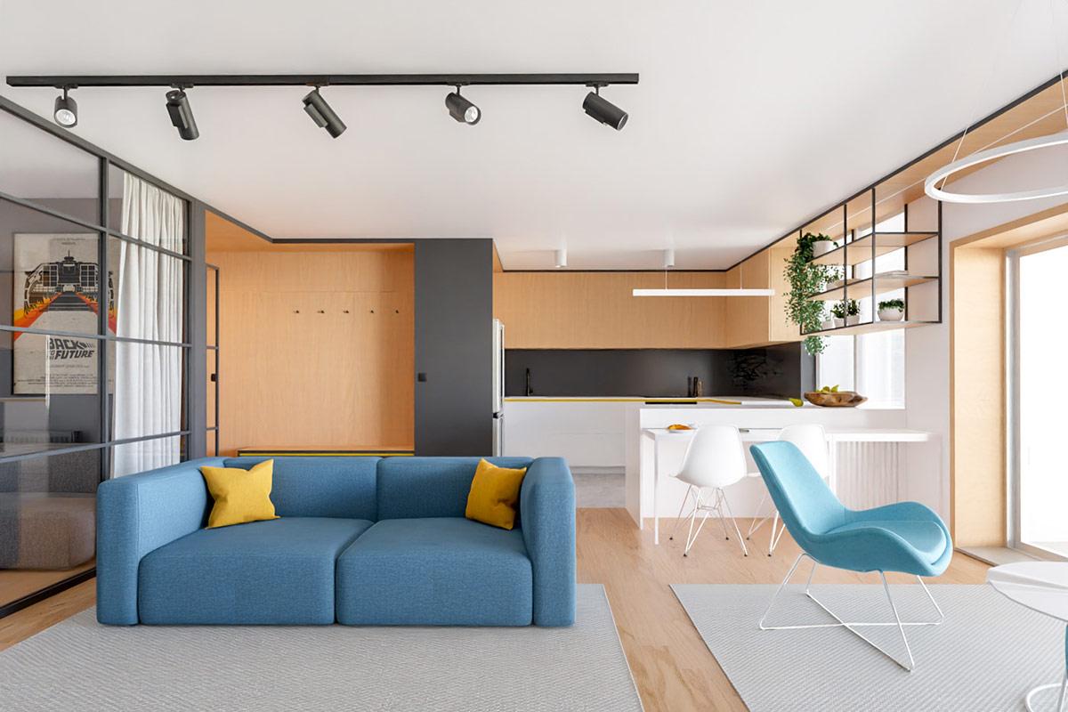 Interior Rumah Sederhana tapi Menarik