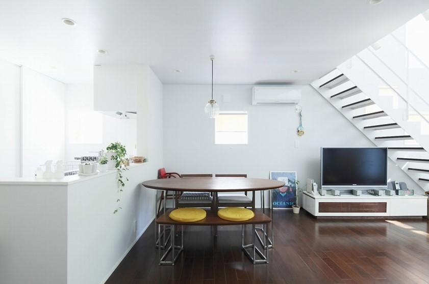 Rumah Konsep Apartemen Desain Minimalis