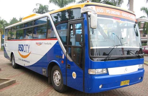 Akses Transportasi Tangerang Selatan