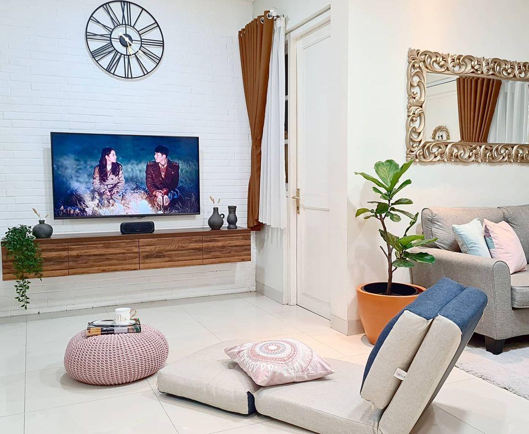 Ruang TV Minimalis Kecil_3