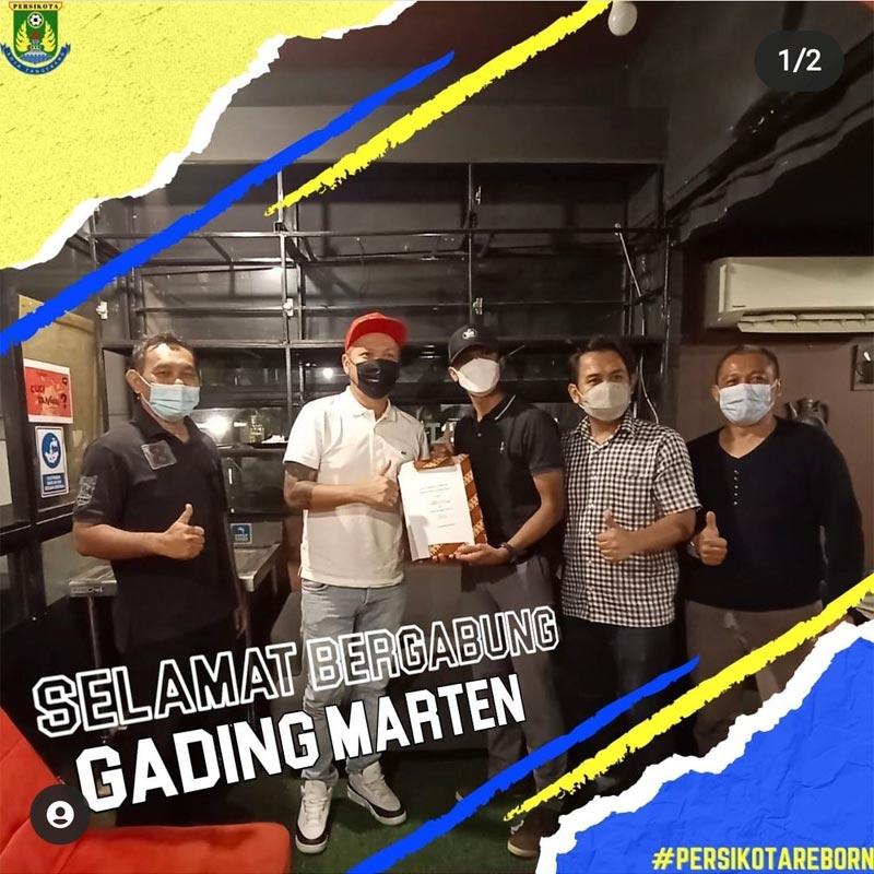 Gading Marten Akuisisi Persikota Tangerang