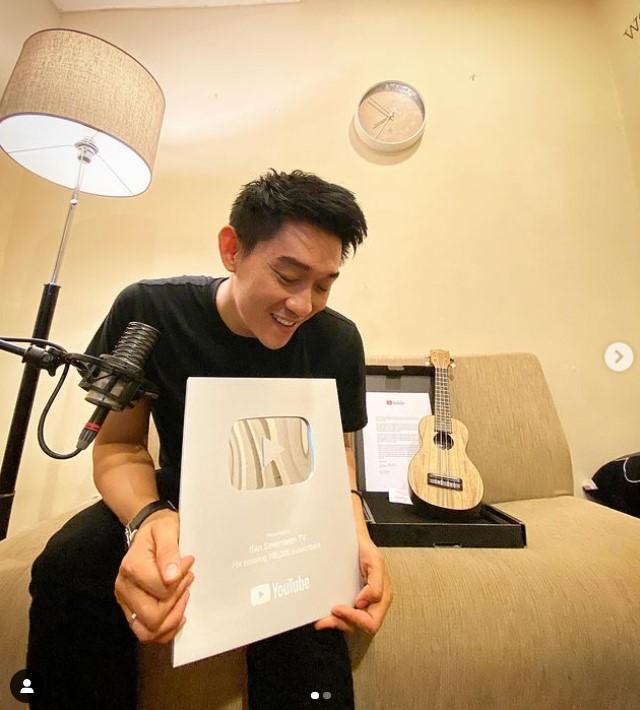 studio musik ifan seventeen