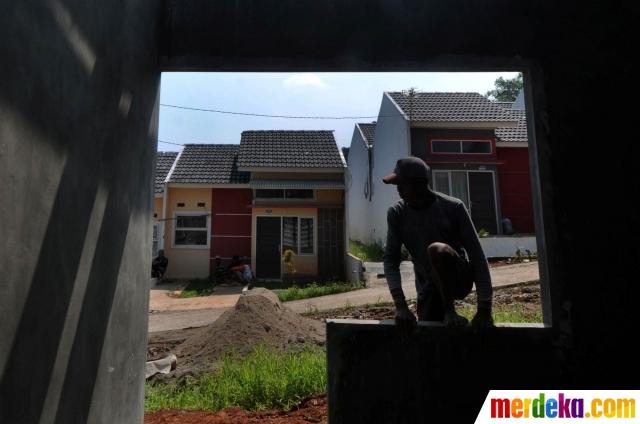 pembangunan rumah subsidi terus berlanjut