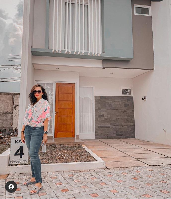 Ussy Sulistyawati Beli Rumah, Ussy beli properti