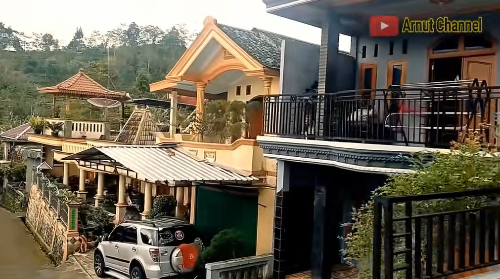 kampung pedagang bakso wonogiri