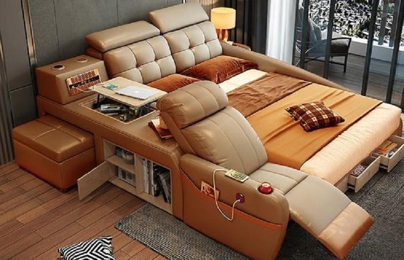 tempat tidur multifungsi