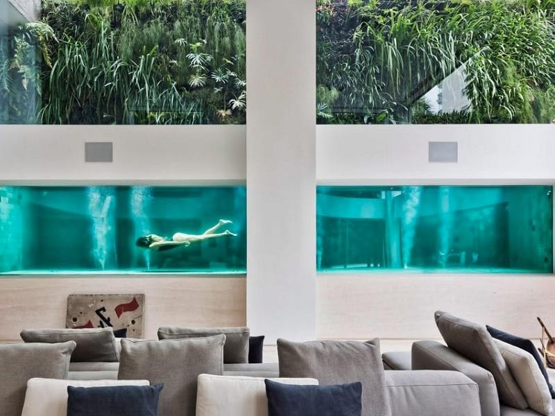 8 Desain kolam renang unik di dunia, desain kolam renang unik