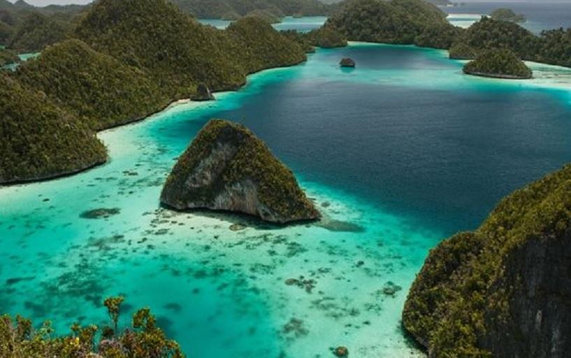 jumlah pulau terbanyak di dunia