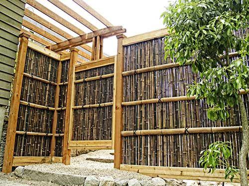 pagar bambu 6