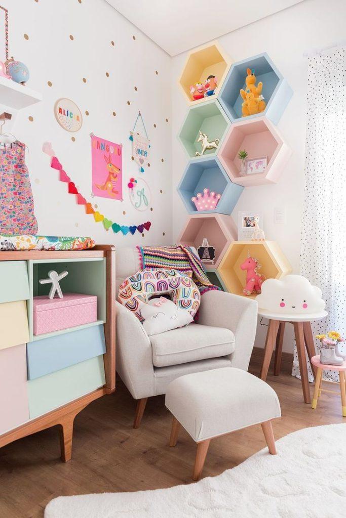 desain kamar anak perempuan 6