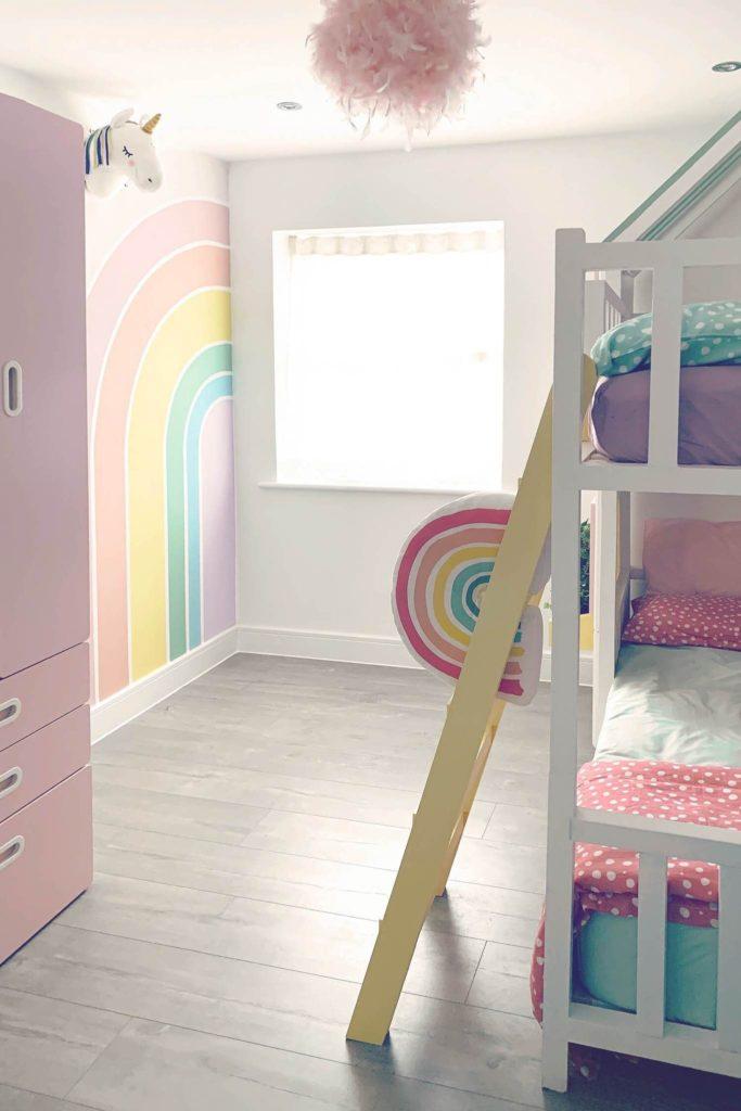 desain kamar anak perempuan 4