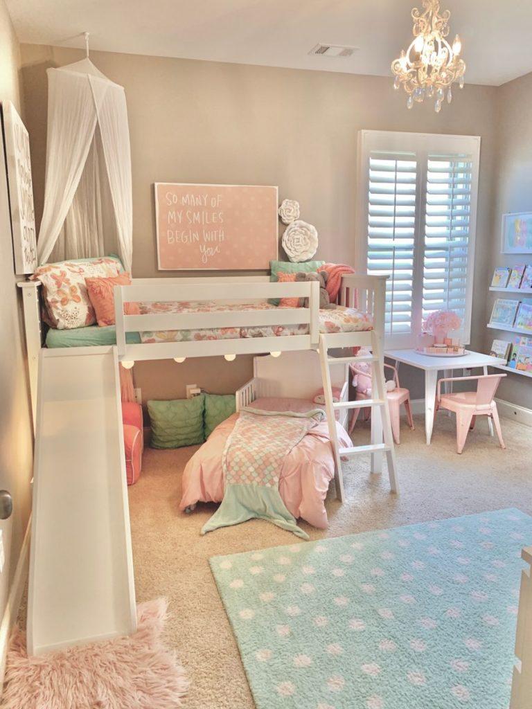 desain kamar anak perempuan 2