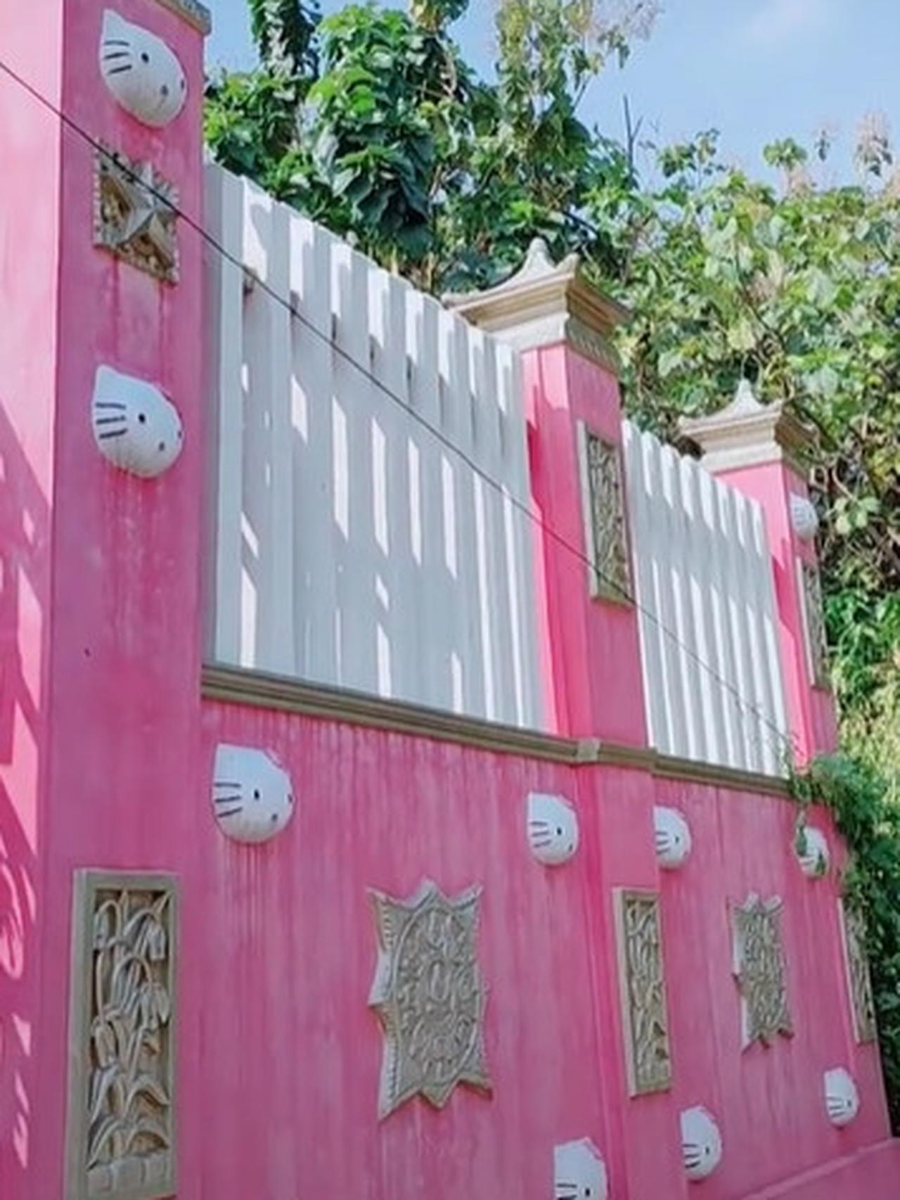Rumah Minimalis Hello Kitty_1