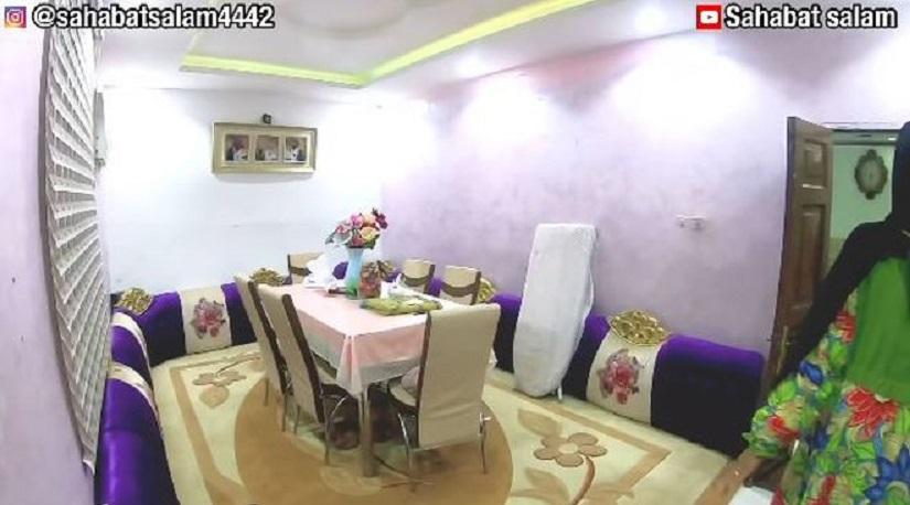 ruang makan umi hana