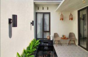 7 Inspirasi Desain Teras Rumah Minimalis, Cocok untuk Bersantai di Sore Hari