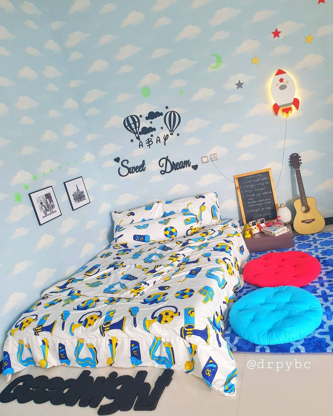 Desain Kamar Tidur Anak Minimalis_5
