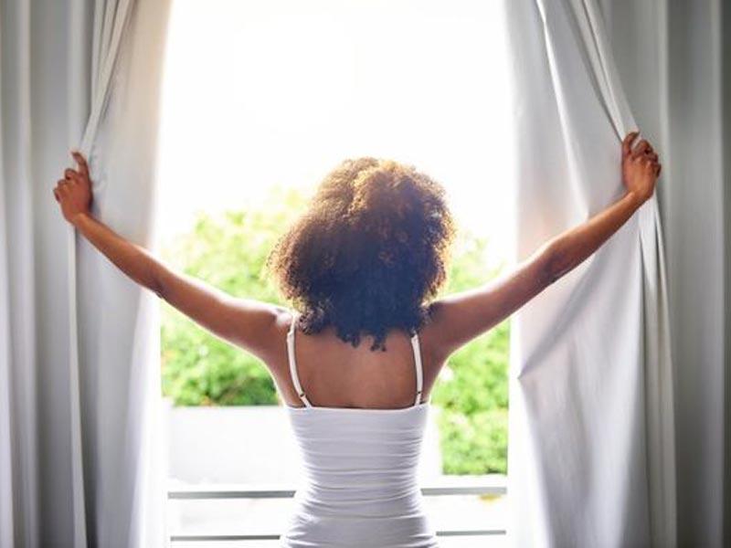 Tips Mendapatkan gaya rambut wanita sempurna saat bangun tidur, gaya rambut wanita 2021