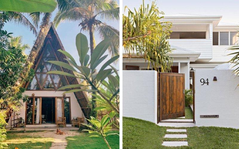 desain rumah pinggir pantai