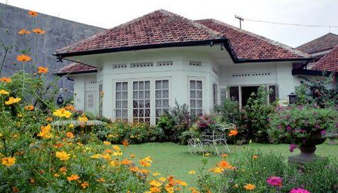 Rumah Gaya Belanda