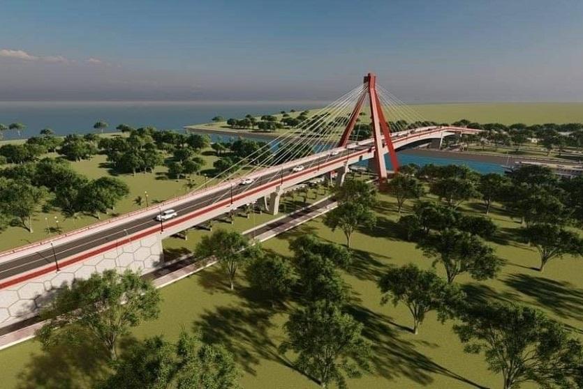 jembatan aek tano ponggol 1