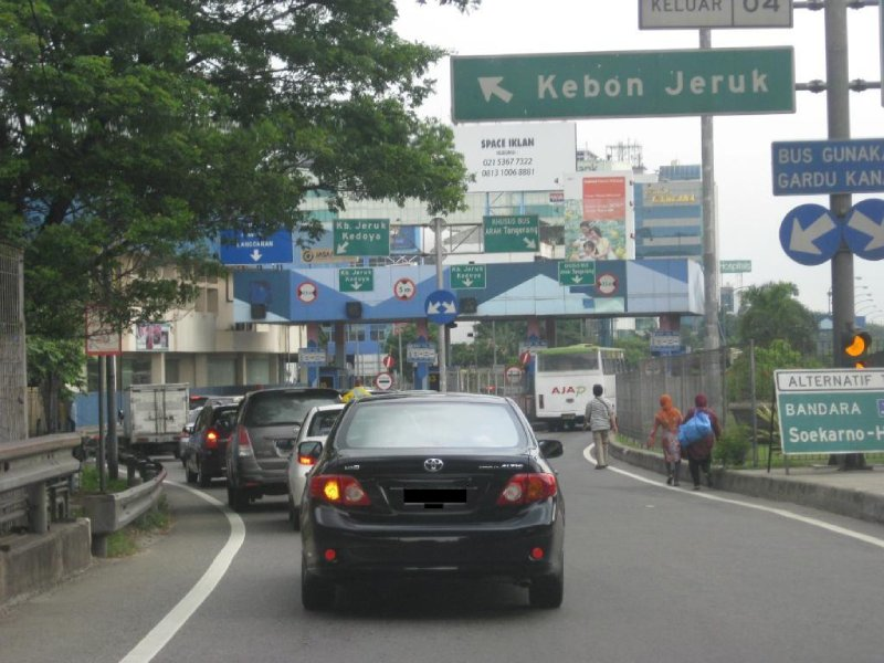 Kebon Jeruk Jakarta Barat