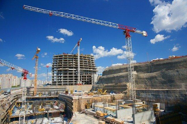 proyek pembangunan