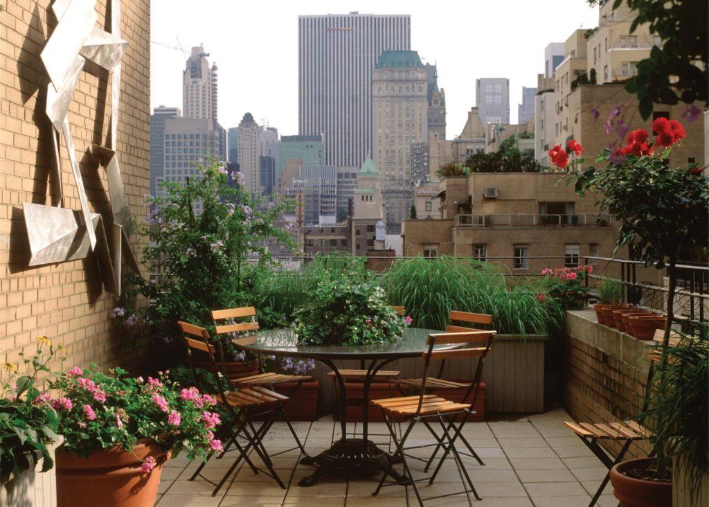 teras rumah urban botanical 6
