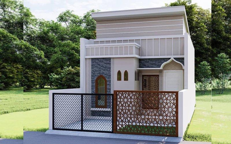 membangun rumah islami