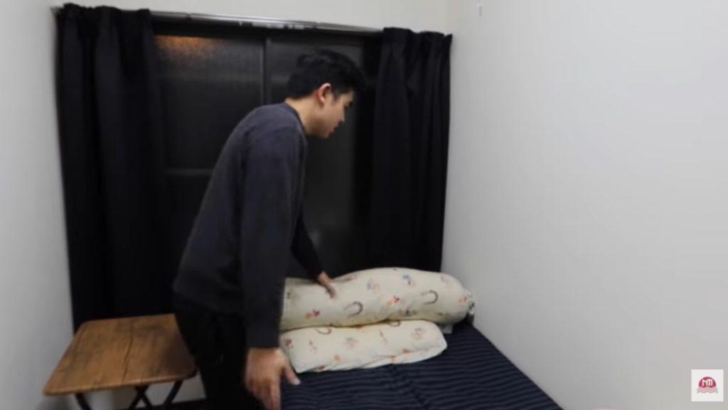 kamar tidur jerome polin