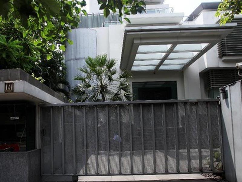 Politisi Golkar, Rumah Politisi Golkar